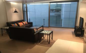 MODERN CENTRALLY LOCATED FULLY-FURNISHED APT:
